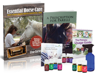 Maintain a Naturally Healthy Horse with the Essential Horse Care Kit